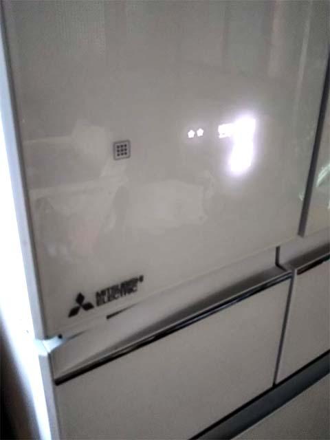 三菱電機 冷蔵庫 MR-WX60D